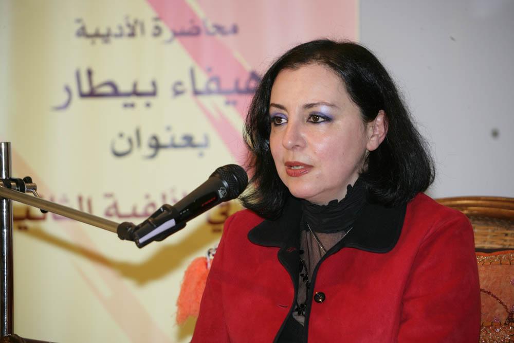 هيفاء بيطار: الثورة السورية خلقتني من جديد وعلمتني الكتابة الحقة واحتقار الخوف