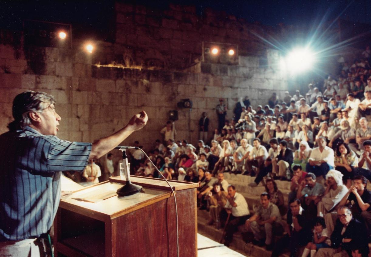 مسرح ممدوح عدوان... عن العنصرية والوجودية والتحريضية