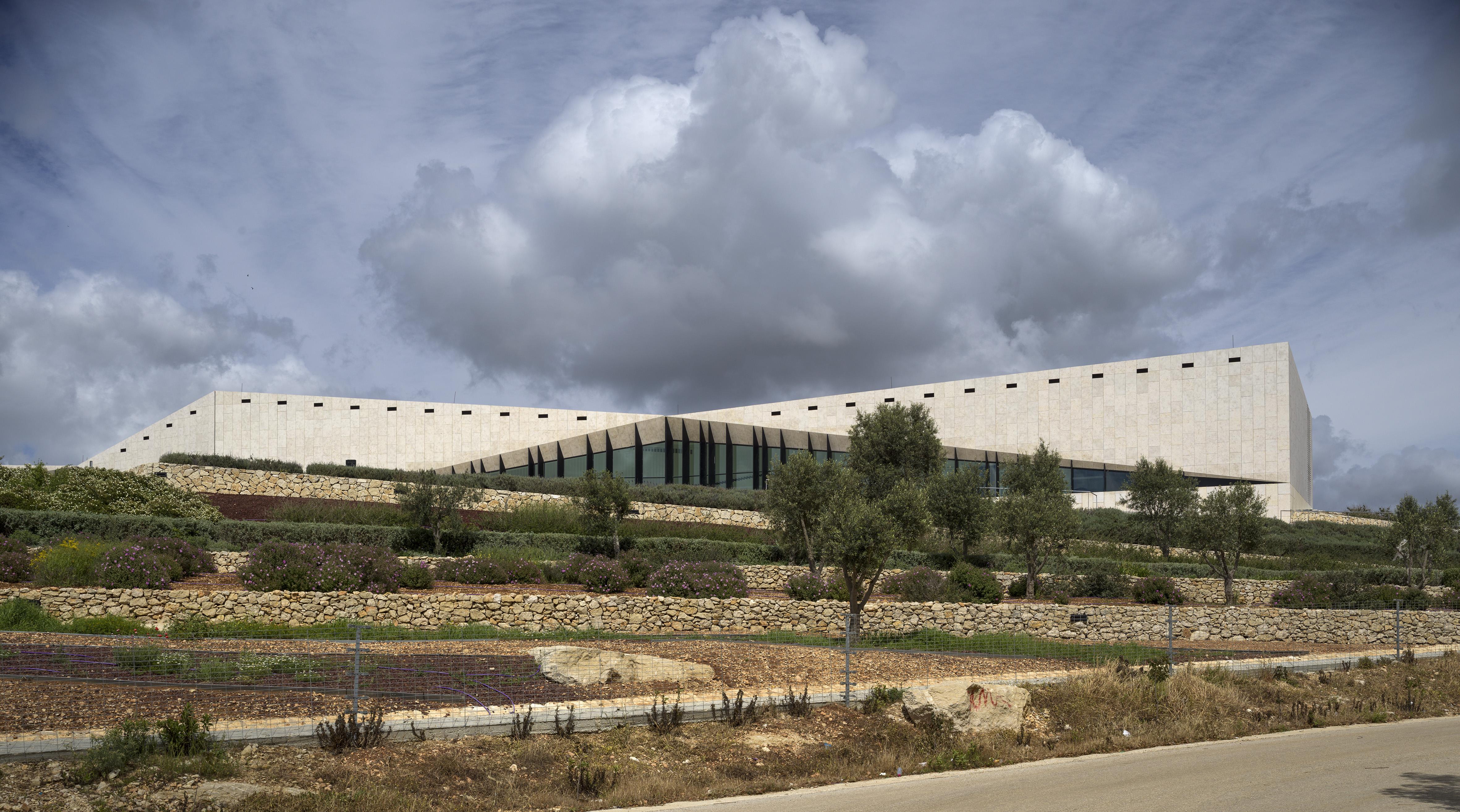 المتحف الفلسطيني يفوز بجائزة الآغا خان العالمية للعمارة