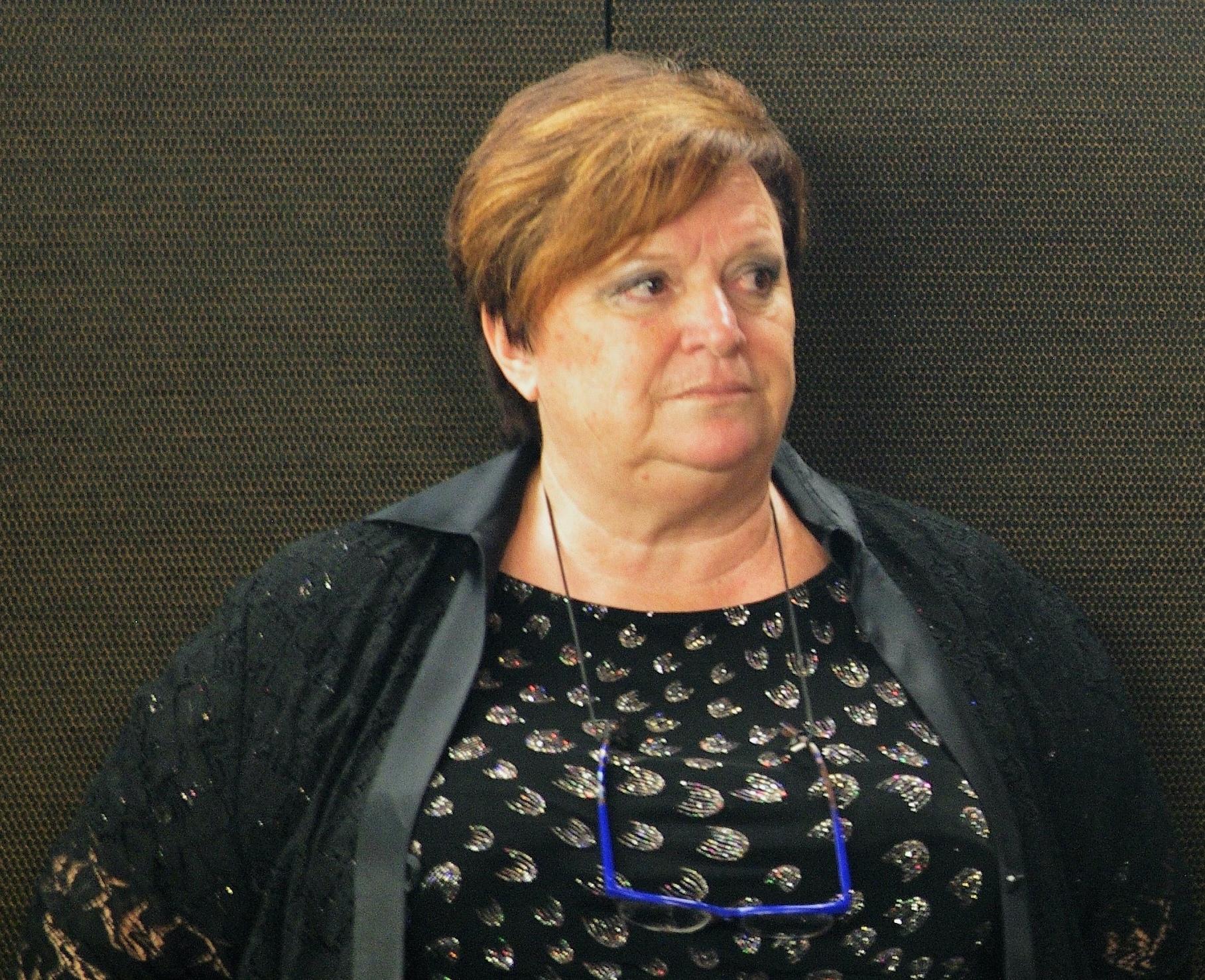 فرانكا باستيانيلّو... من ثاني امرأة تسوق الجندول في البندقية إلى مديرة مهرجان للفيلم الفلسطيني