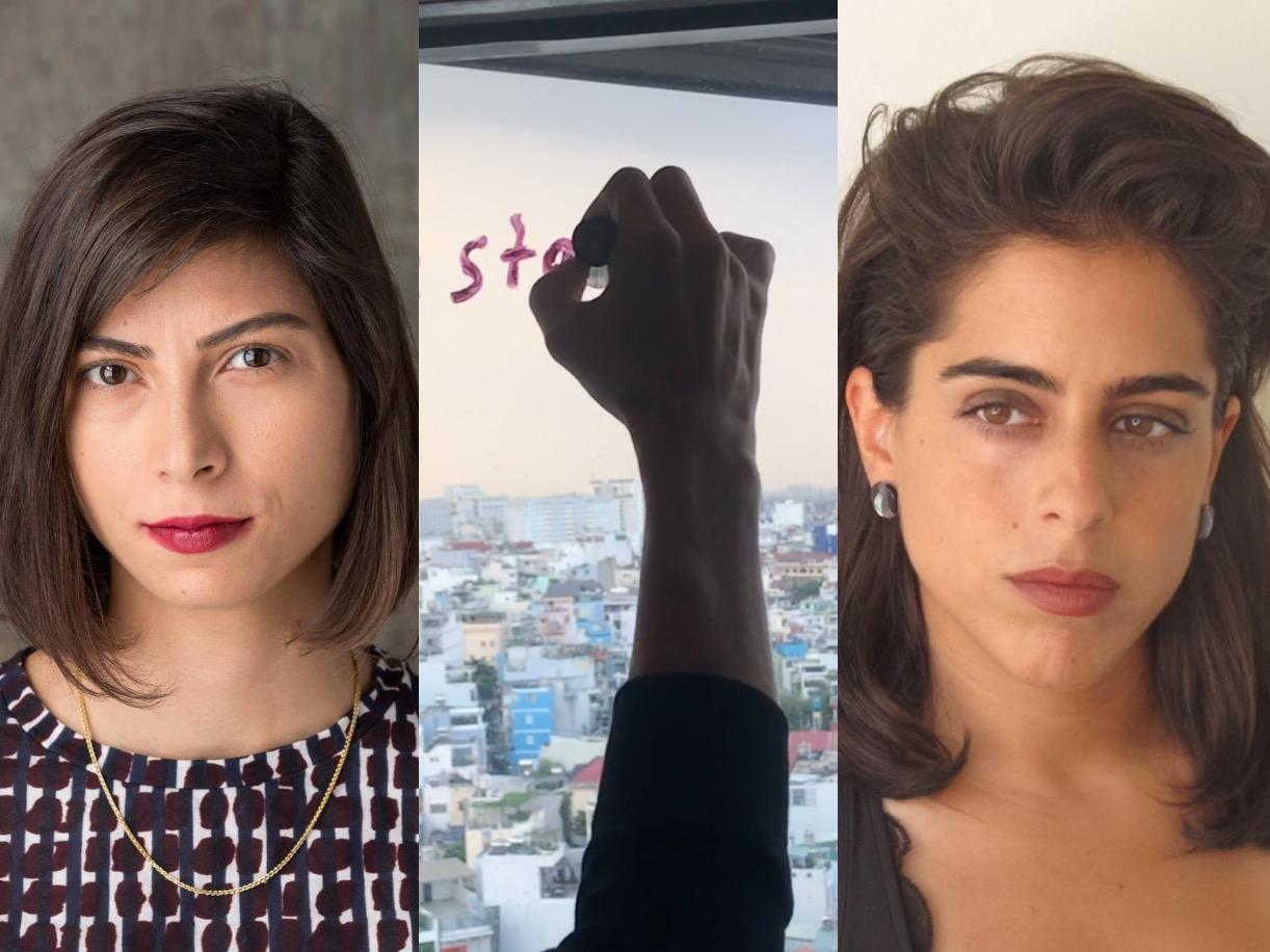 أصوات من فلسطين في زمن كورونا... روزين بشارات وجونا سليمان