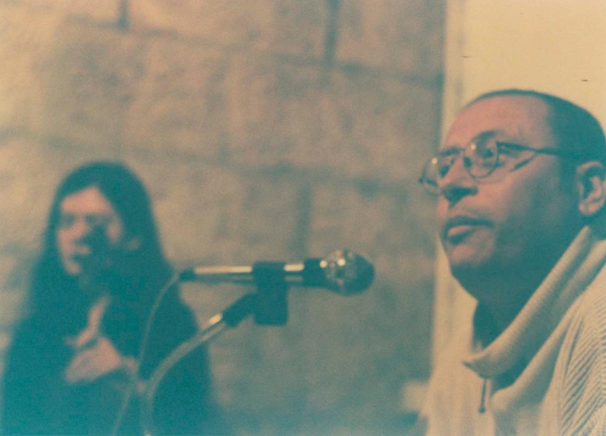 حسين البرغوثي... المسافة بين الثورة واللغة