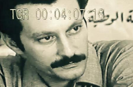 النّص العربي وڤيديو المقابلة مع غسان كنفاني