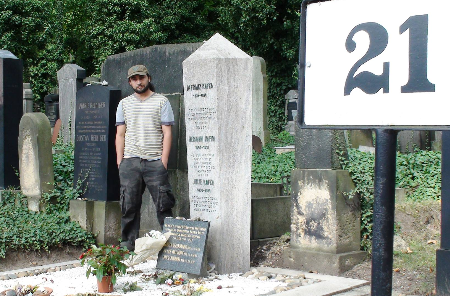 «رحلة إلى قبور ثلاثة شعراء: آرثر رامبو- فرانز كافكا- فيرناندو بيسوا..» لفادي عزّام