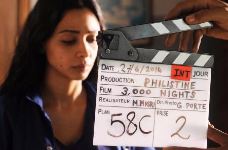 «3000 ليلة» في أسبوع السينما الفلسطينية بمدينة نانت