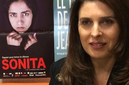 المقابلة: ميّ مصري