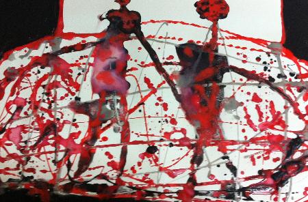الفنان والشاعر السوري دلدار فلمز: اللون واللغة وجهاً لوجه