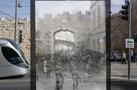 معرض مئة عام: صور للقدس تعكس اعادة كتابة تاريخها عبر الزمن