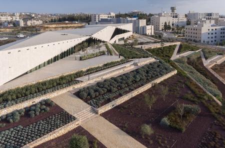 المتحف الفلسطيني يفوز بمسابقة