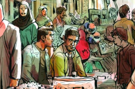 أربعة كتب كوميكس جديدة بالعربيّة تتصدّر أعمال