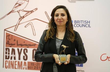 مي عودة: نحنلا نضع الثقافة على رأس أولوياتنا فلسطينيًا