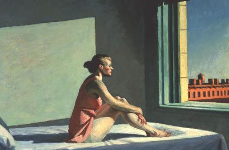 في التأويل البصري للعزلة