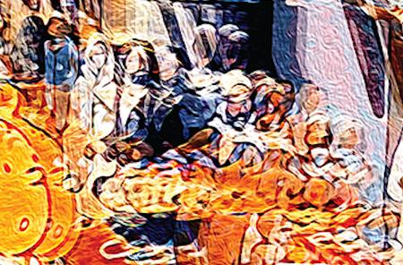 جديد: العالم العربي في ألبومات تان تان