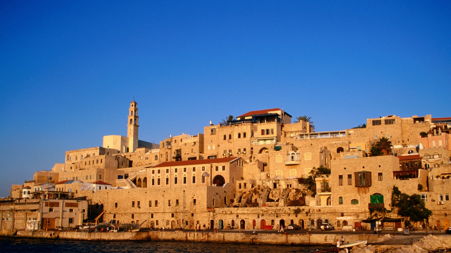 Jaffa, HANAN ISACHAR/GETTY