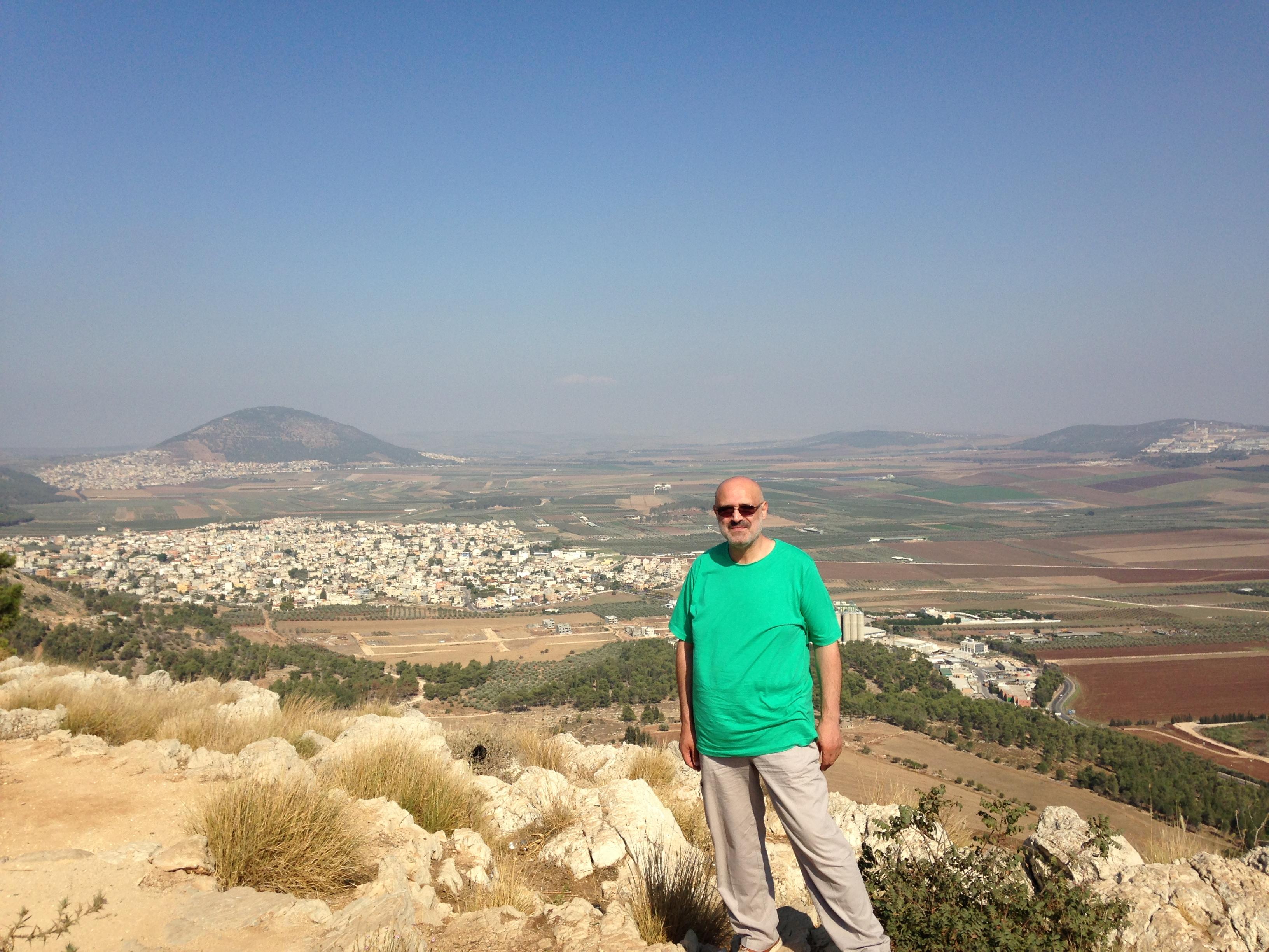 مرج إبن عامر وجبل الطور