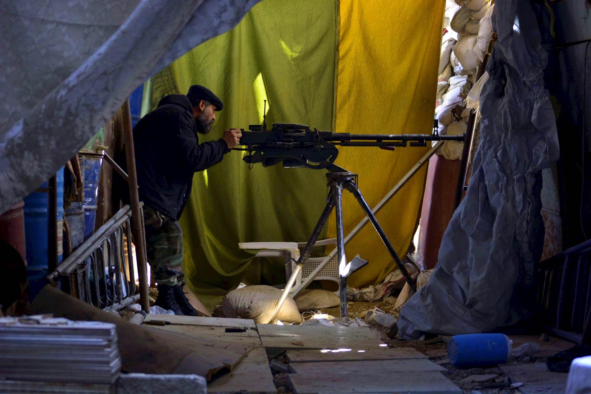 مخيم اليرموك قلب الثورة