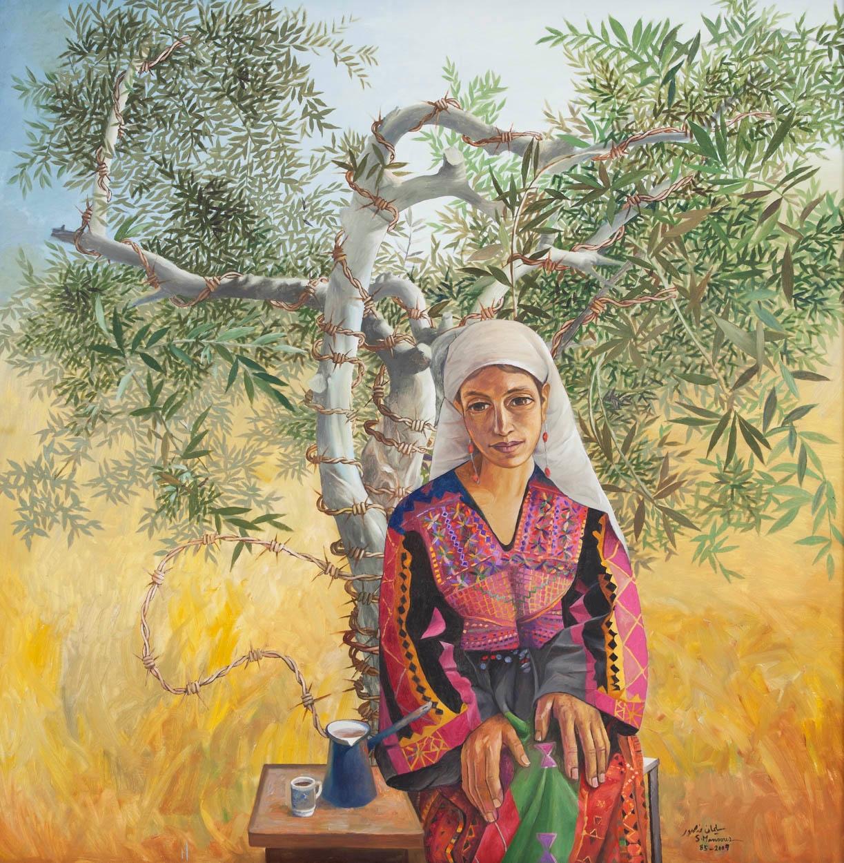 أحمد دحبور: حياة فلسطيني