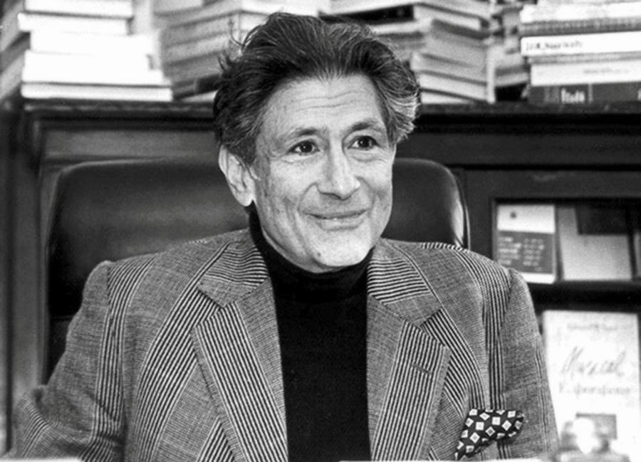 مقدمة الترجمة العربية لكتاب «إدوارد سعيد.. الانتفاضة الثقافية» للناقد الفرنسي إيف كلفارون