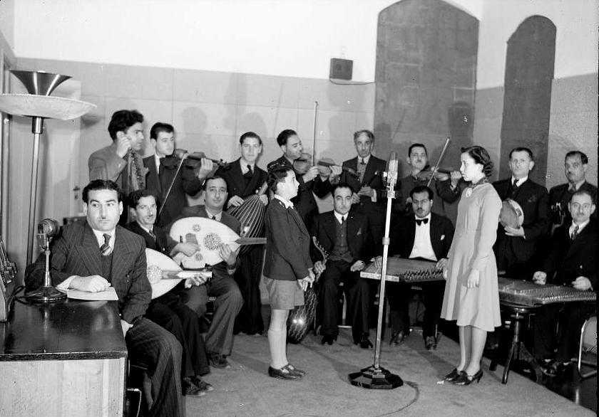 صفحات مجهولة من تاريخ إذاعة فلسطين الأولى