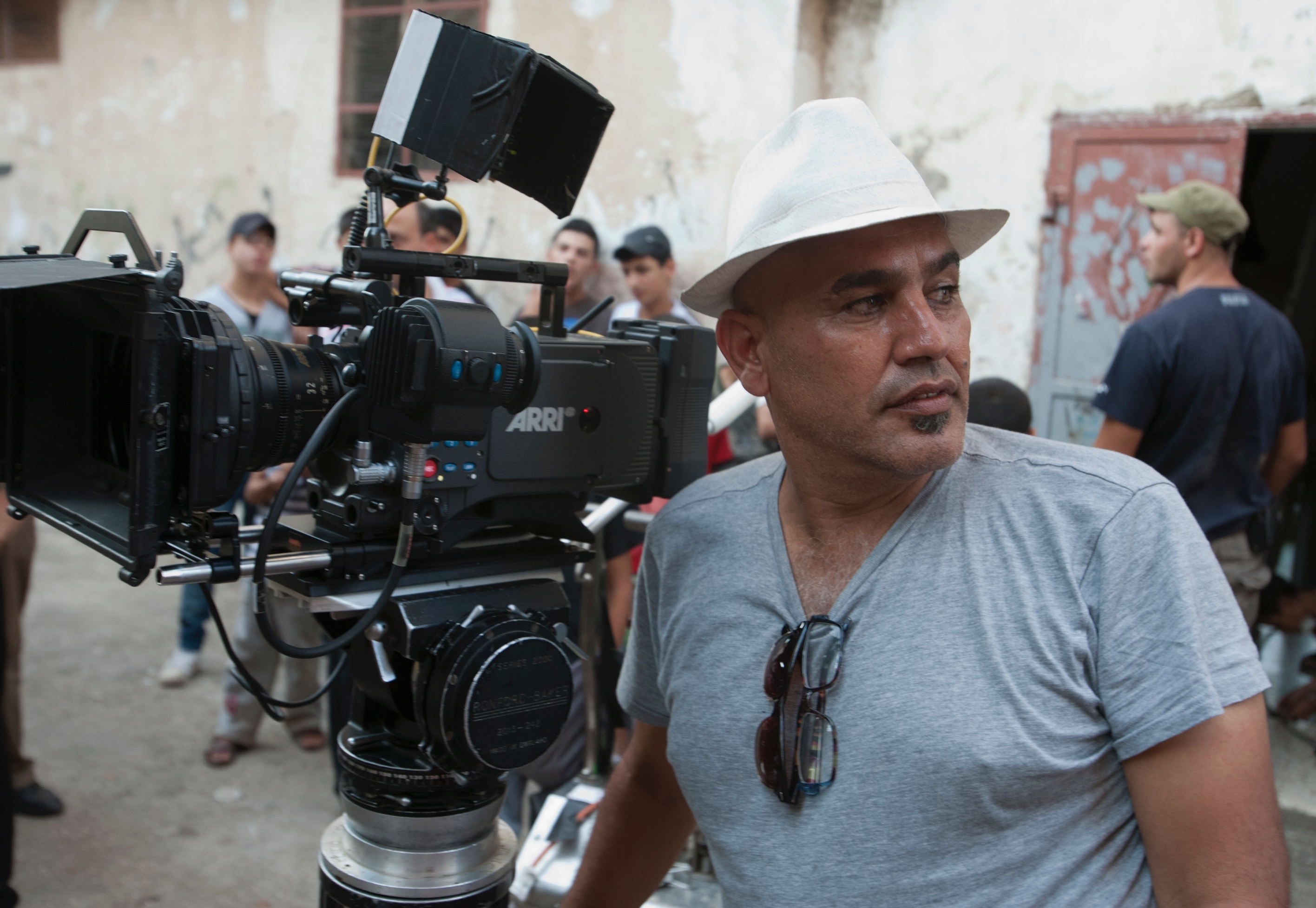 رشيد مشهراوي: «كتابة على الثلج» حكاية فلسطينية بمنظور عربي
