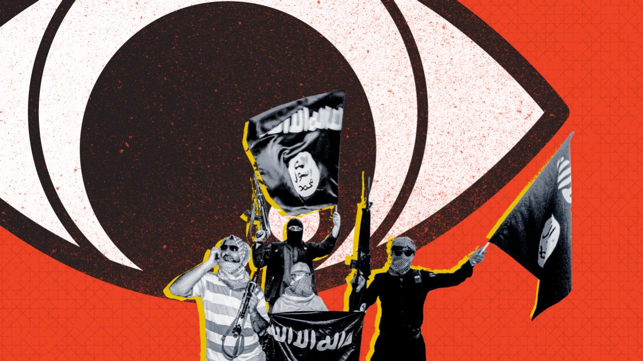 I am from islamic state مونودراما الاحتفاء بالحزن