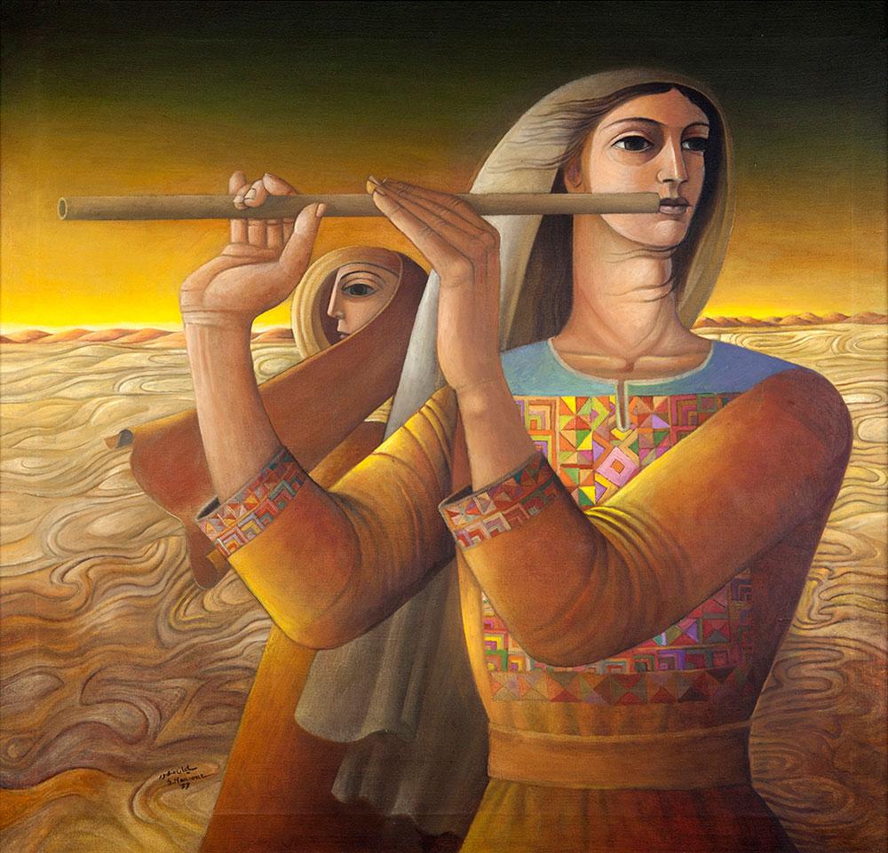 فصل من رواية «علي: قصة رجل مستقيم» لحسين ياسين