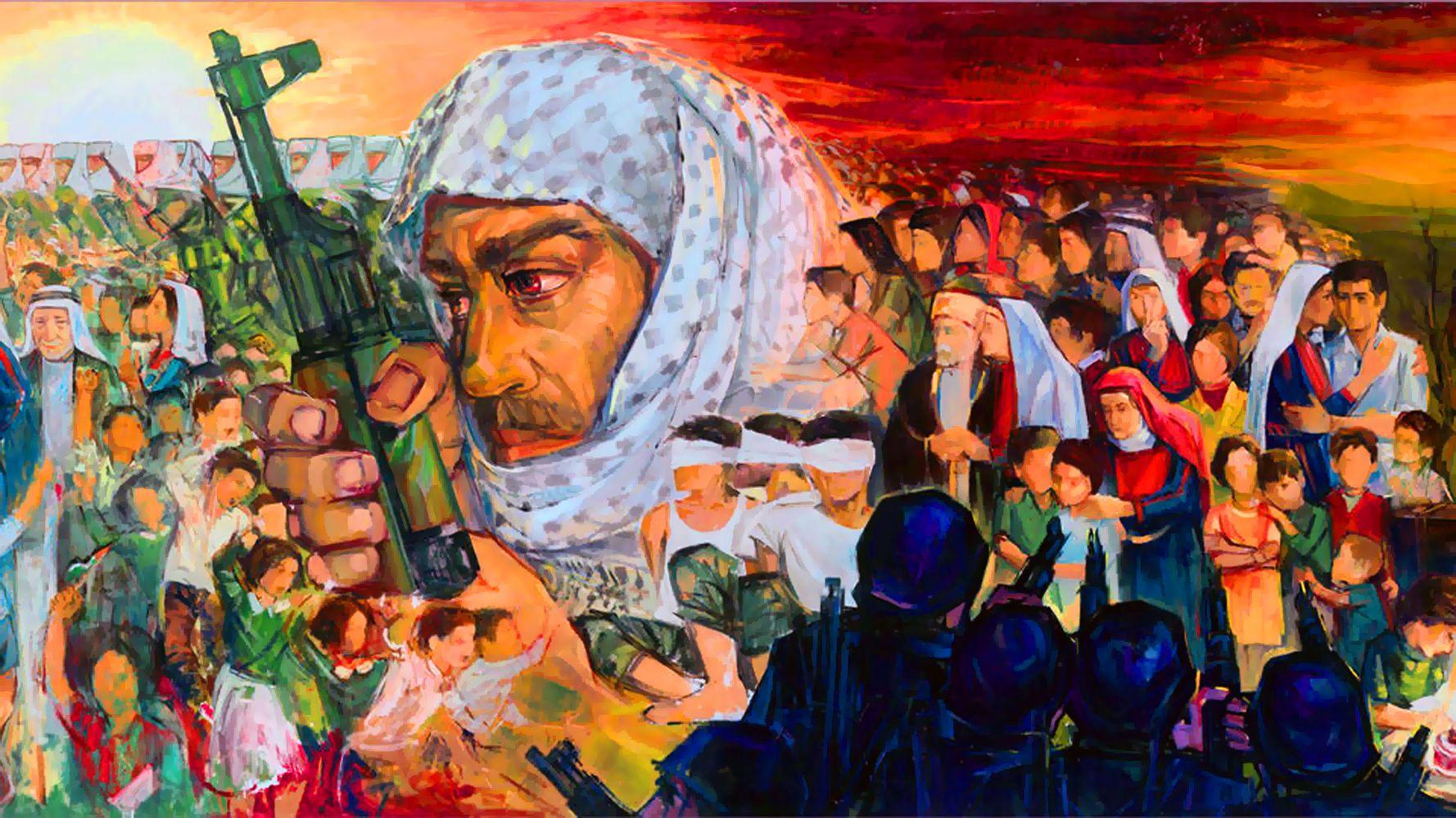 «العشق المر» لبسام أبو غزالة: الرحيل لدى الفلسطيني