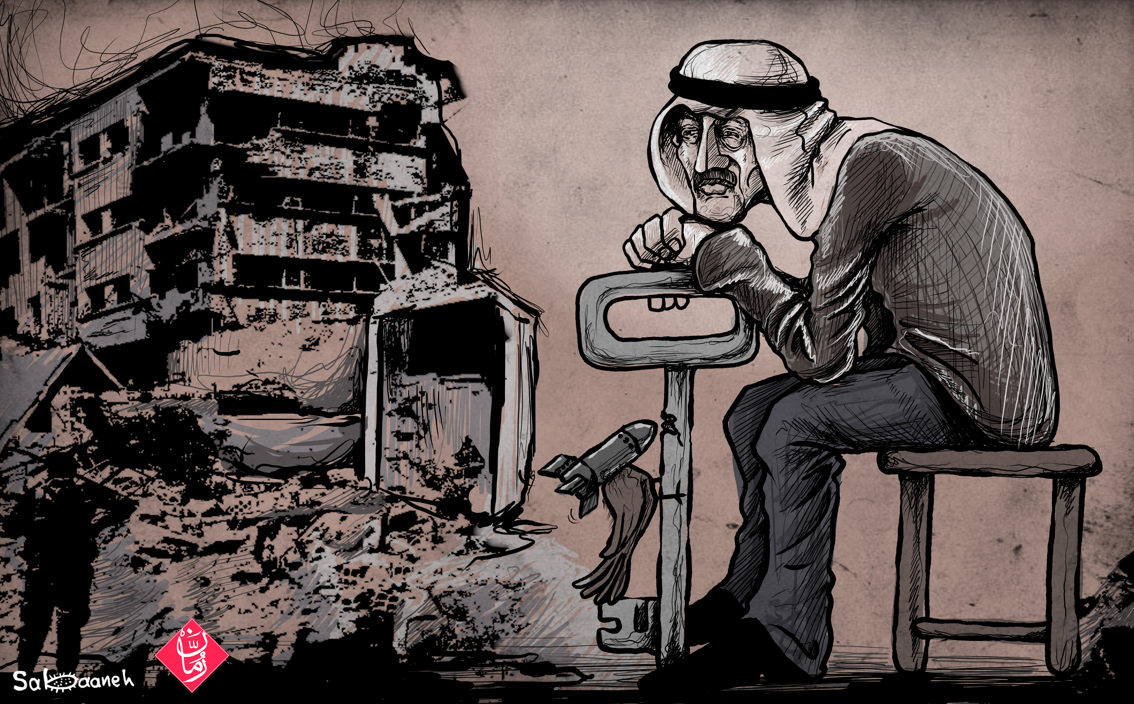 العودة من اليرموك