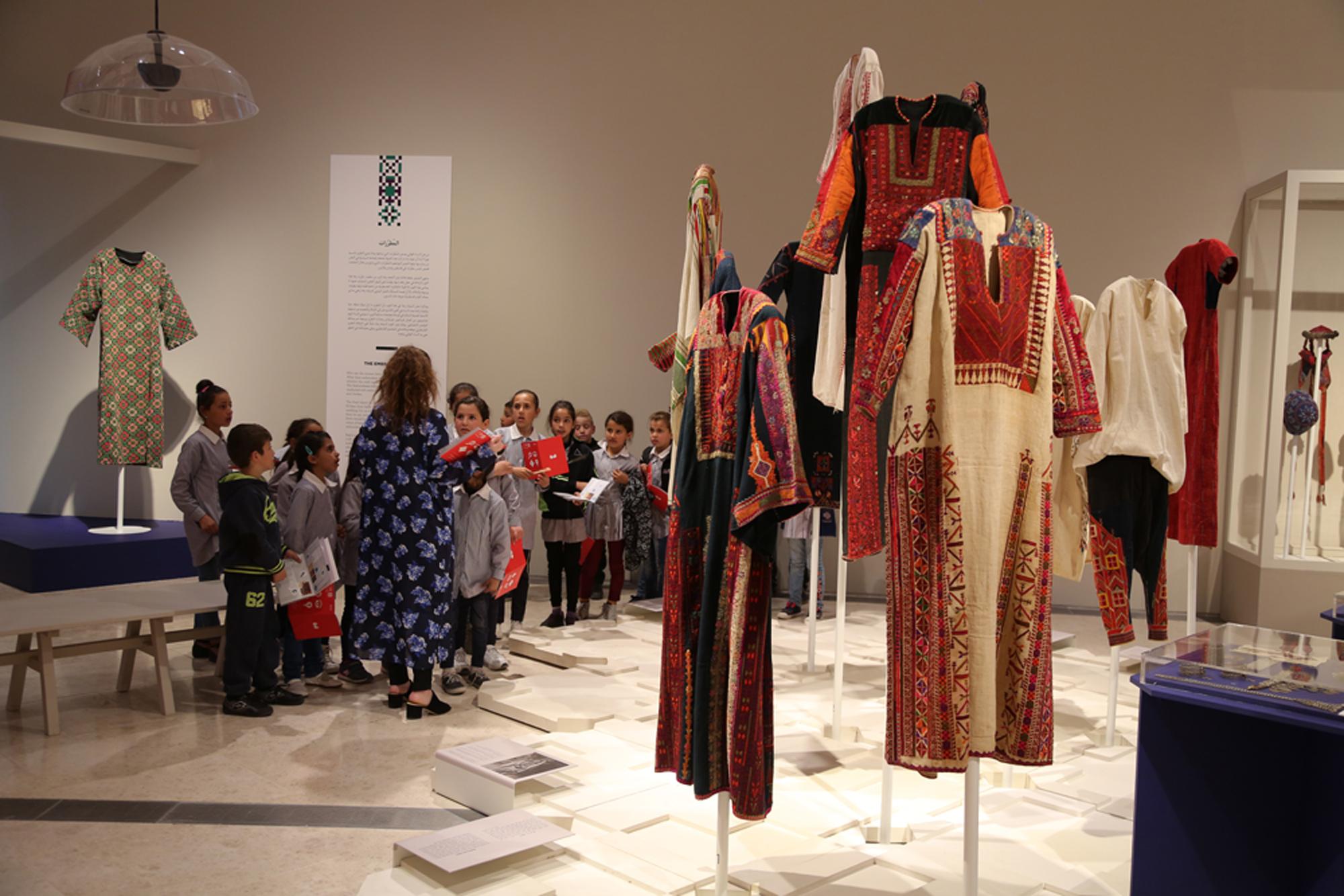 المتحف الفلسطيني يستقبل أكثر من 9 آلاف زائر منذ افتتاح