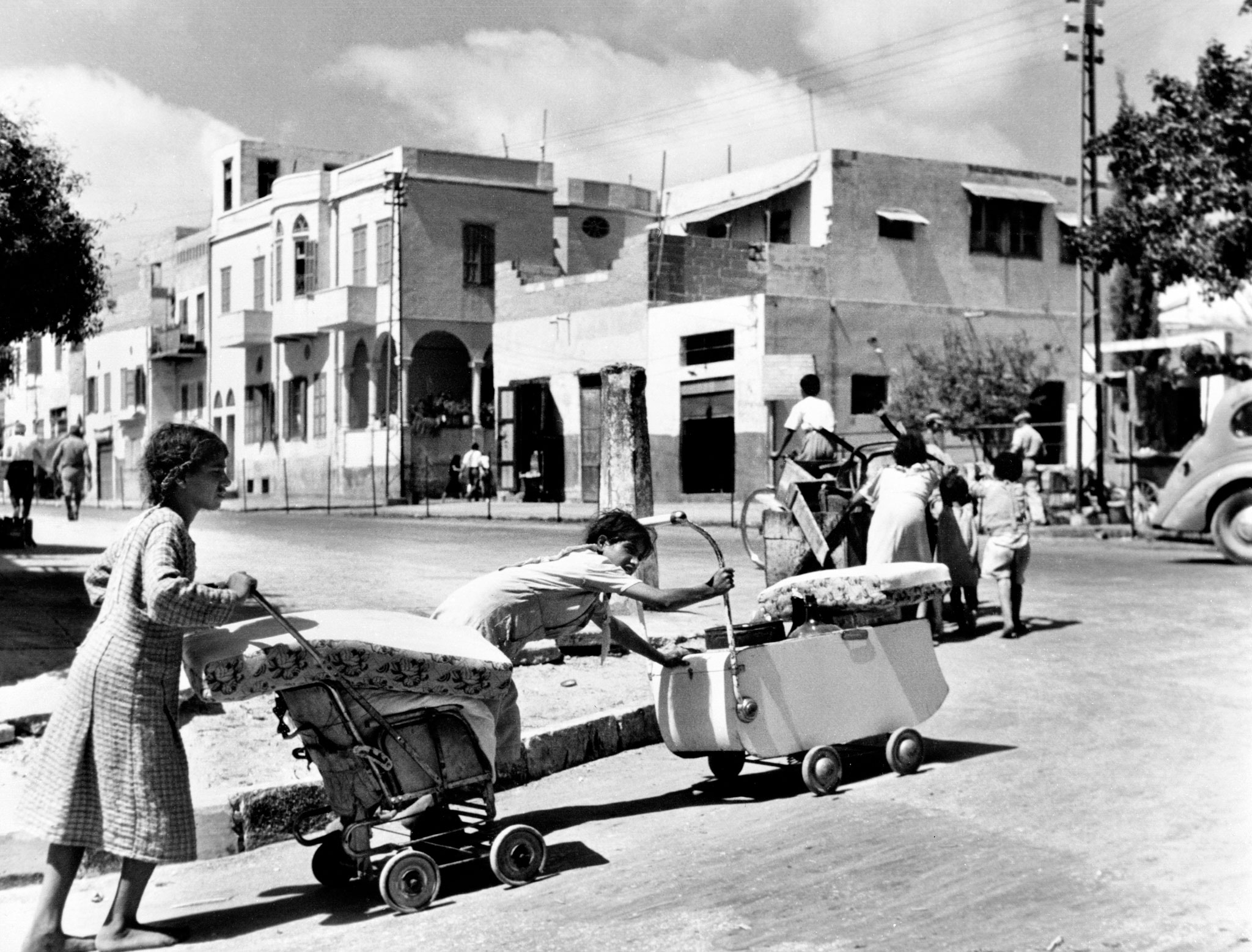 تقاطعات المحرقة والنكبة في ظل الصهيونية (٢/٢)