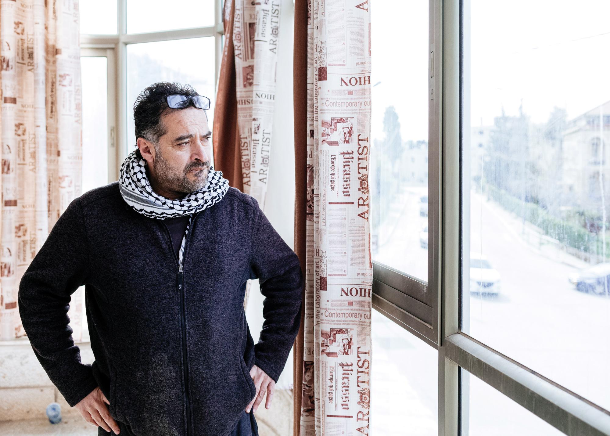 خالد حوراني: أرسم لأقول ما لم أستطع بعد قوله