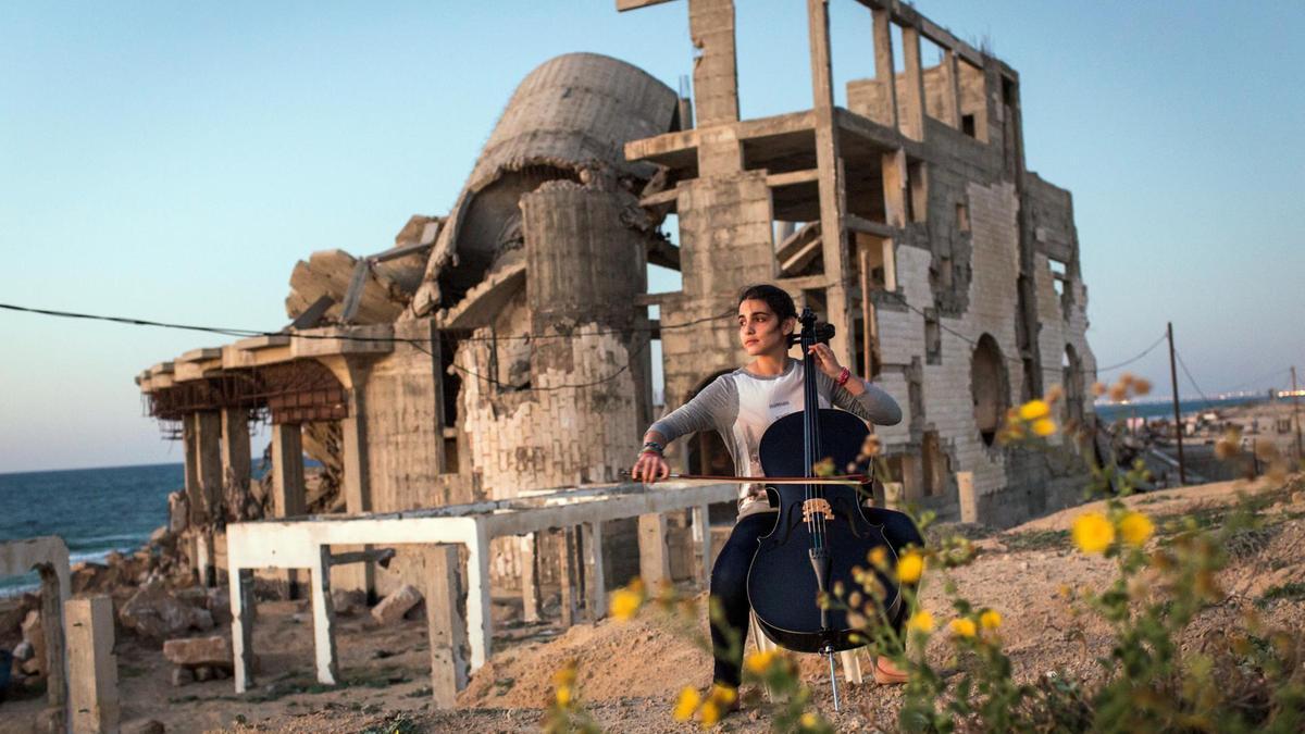 «غزة»: وثائقي عن الحكايات غير المسموعة من المدينة