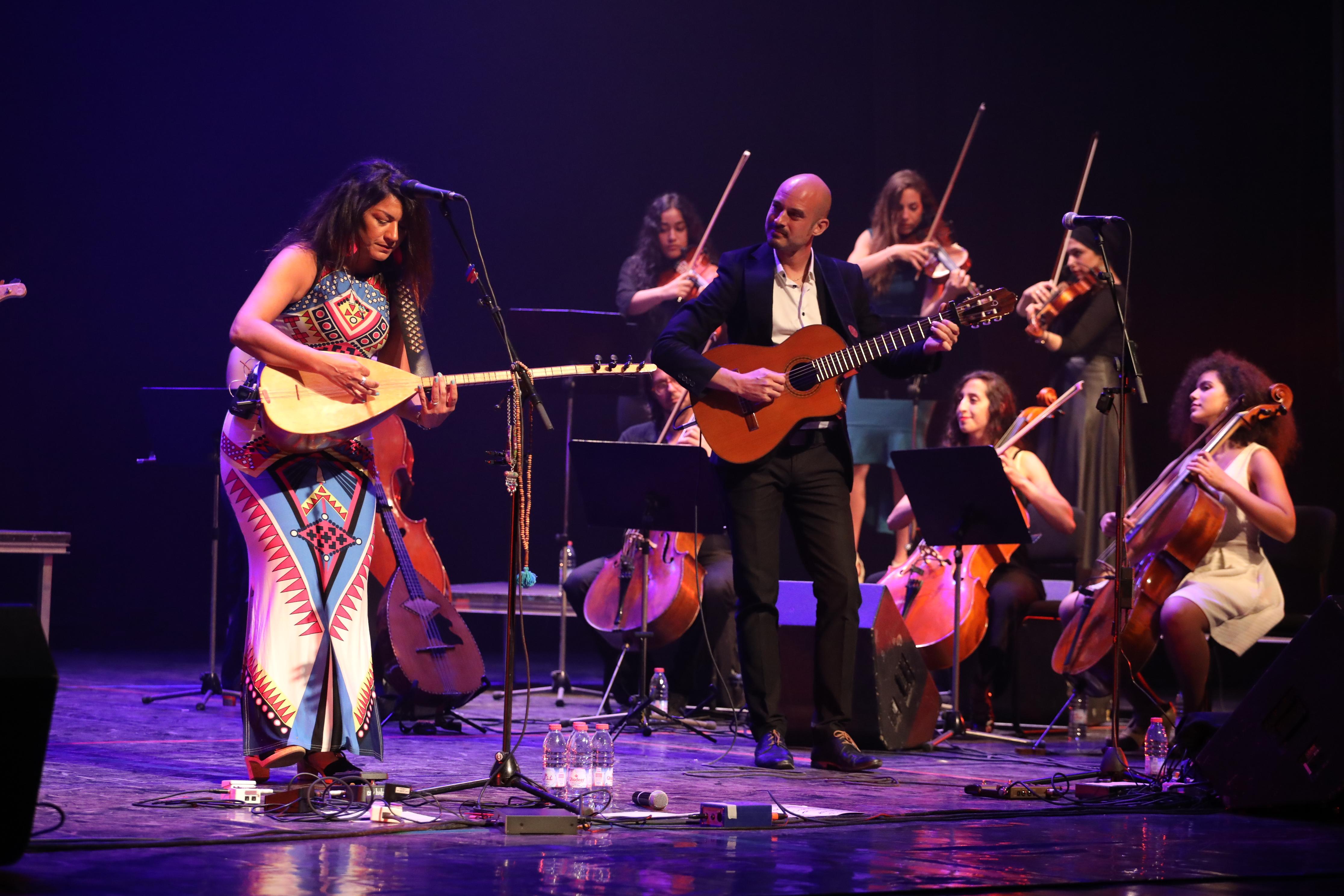 انطلاق مهرجان فلسطين الدولي للرقص والموسيقى في الناصرة والقدس ورام الله