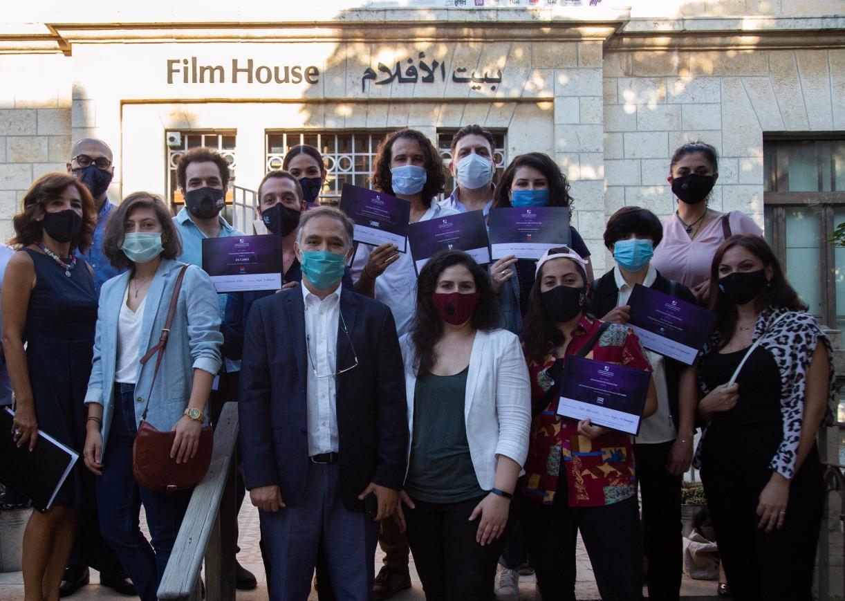 مهرجان عمّان السينمائي الدولي يعلن عن الفائزين بجوائز منصتي تسويق مشاريع الأفلام