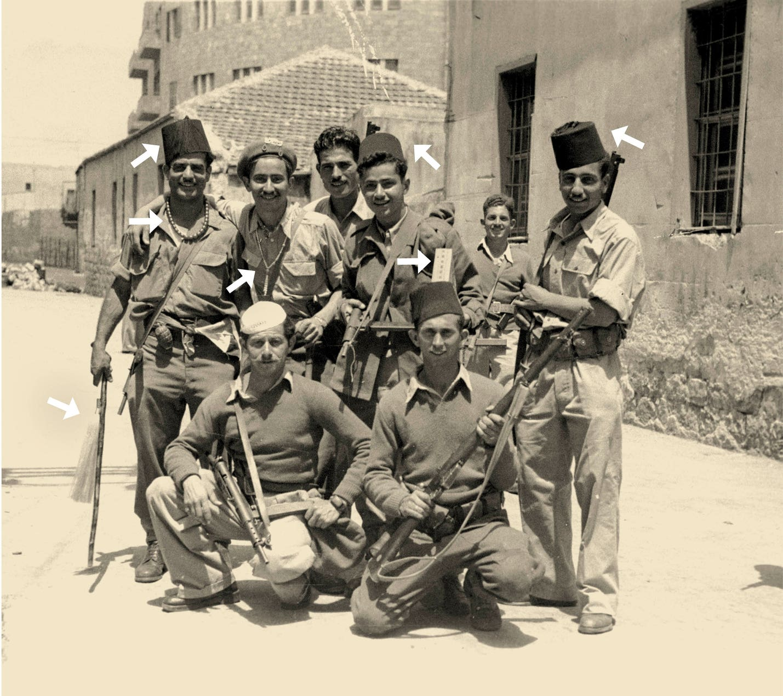 الجنود و المدنيون اليهود شنوا عمليات نهب واسعة لممتلكات الجيران العرب عام ١٩٤٨ (١/٢ - ترجمة)