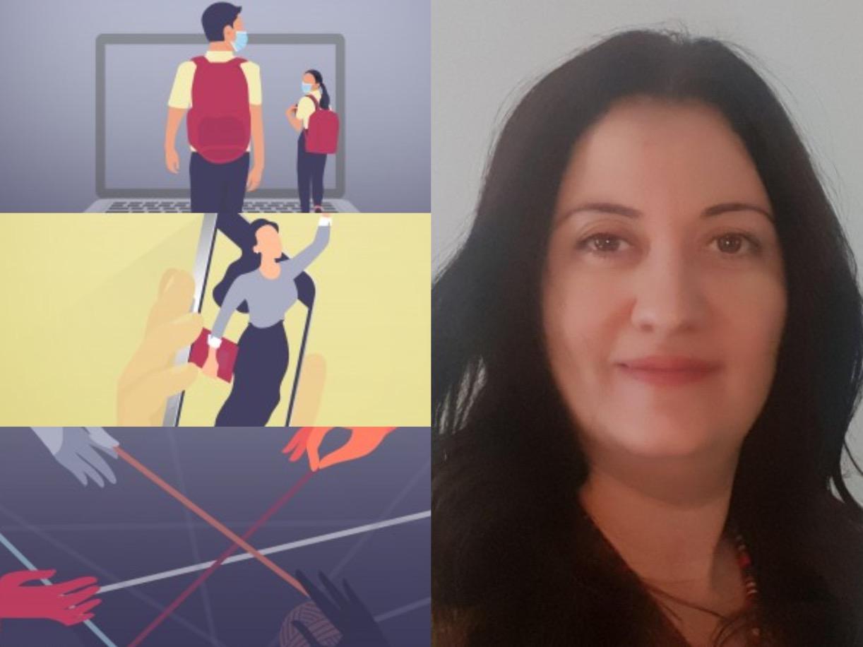 رولا قبيسي: هدفنا الارتقاء بالتعليم من خلال حوار نقدي تأملي يشجع على التساؤل والتغيير