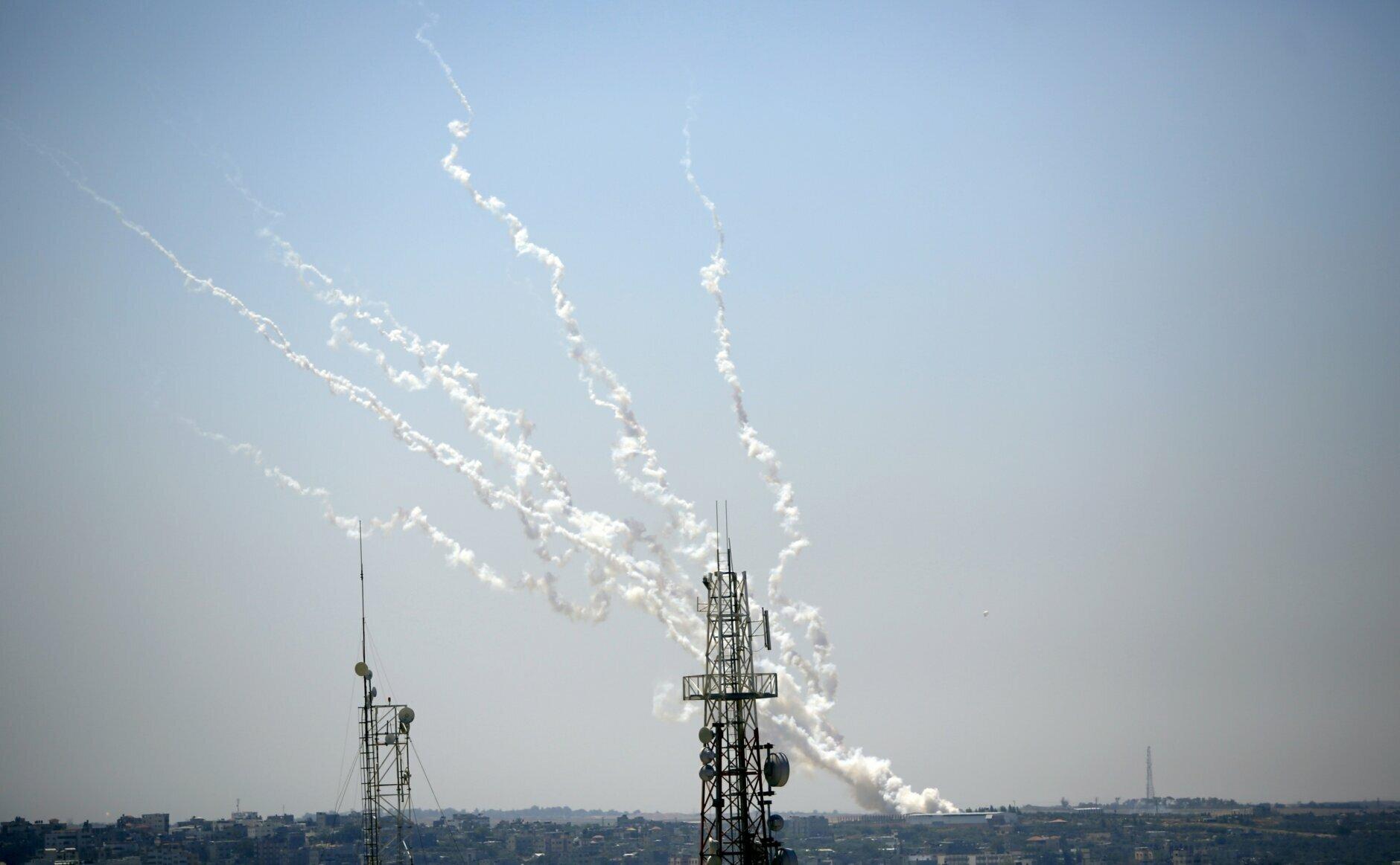سيزيف الفلسطيني... وحرب الأيام الستة (الجديدة)
