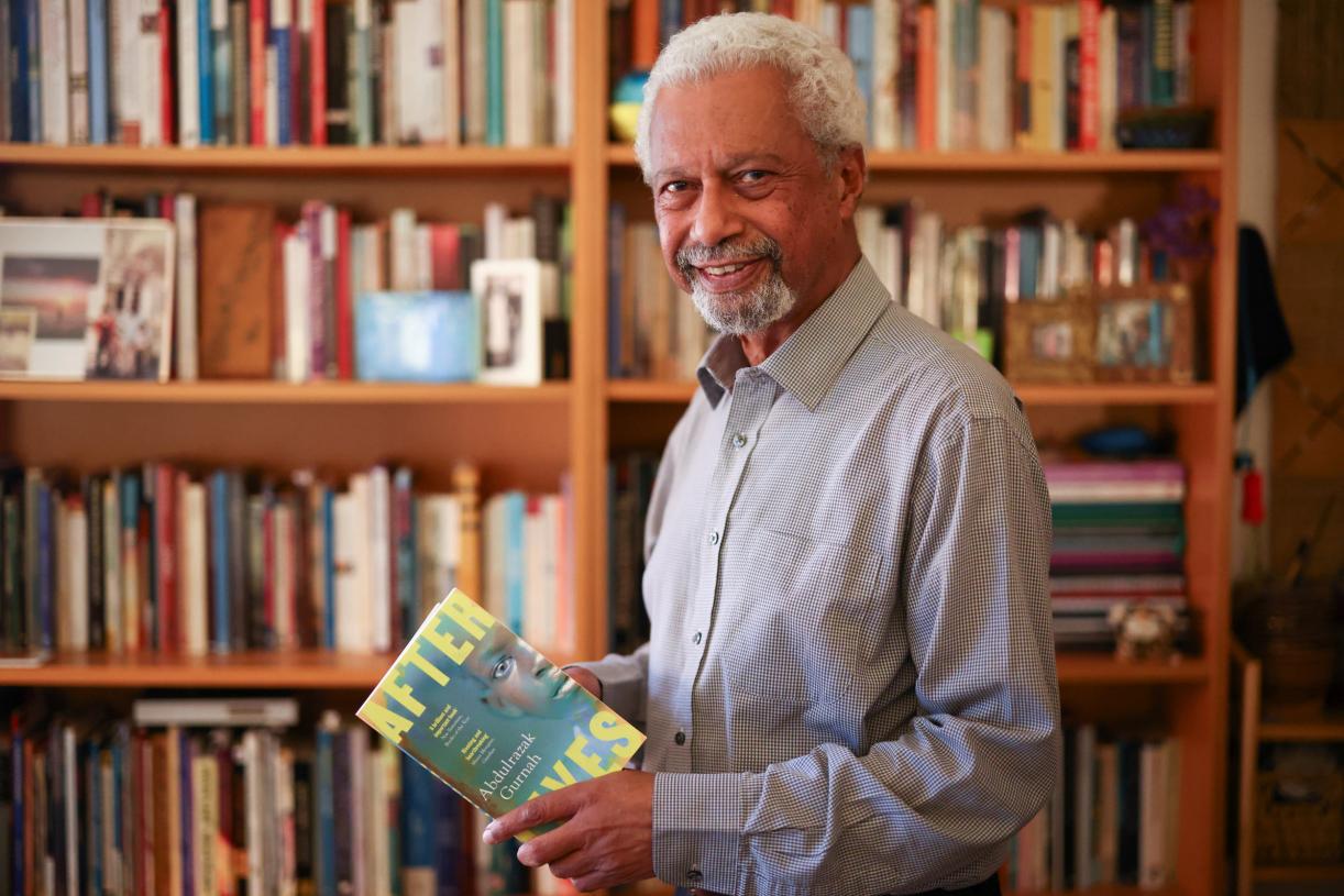 ما قاله بشير أبو منّة عن زميله الحائز على نوبل للأدب، عبد الرزاق غورنه (ترجمة)