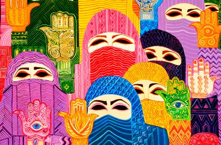 الخطاب الإسلامي ثانية: ظهور حماس وتأثيره على الكتابة عن اليهود