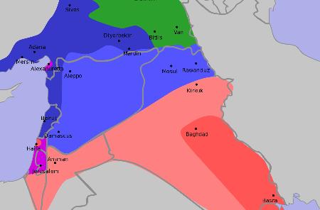 مئوية سايكس بيكو: الخرائط والتاريخ