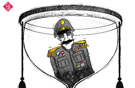 ساعة الديكتاتور