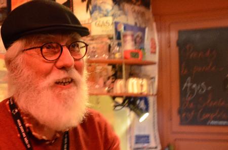 سمير عرابي: للسينما الفلسطينية جمهورها في فرنسا