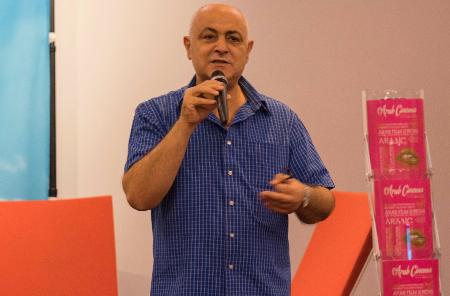 محمد قبلاوي متحدثا عن سوق مالمو السينمائي ومشاريع دعم الأفلام