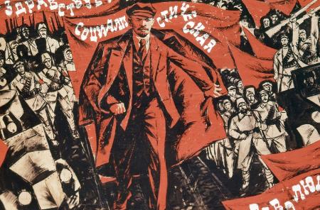 مائة عام كحلم... لذكرى ثورة أكتوبر
