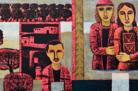 جمال أبو غيدا... «خابية الحنين» والشخصية النابلسية