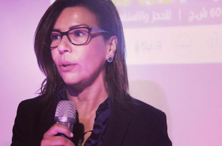غدير شافعي: نعمل لكشف النّقاب عن دعاية