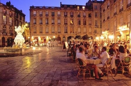 عشاء في بوردو