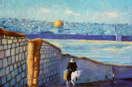 تجليات الهوية في أربع تجارب تشكيلية فلسطينية