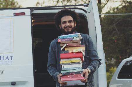 علاء يعقوب: أوروبا تشهد إقبالاً على اقتناء الأعمال الأدبية للكتّاب الشباب
