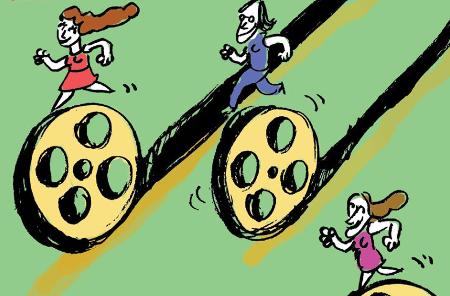 دور المرأة في صُنعِ أفلام وترميم حضور... تساؤلات نقدية